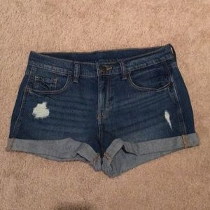 NWOT Old Navy Boyfriend Shorts